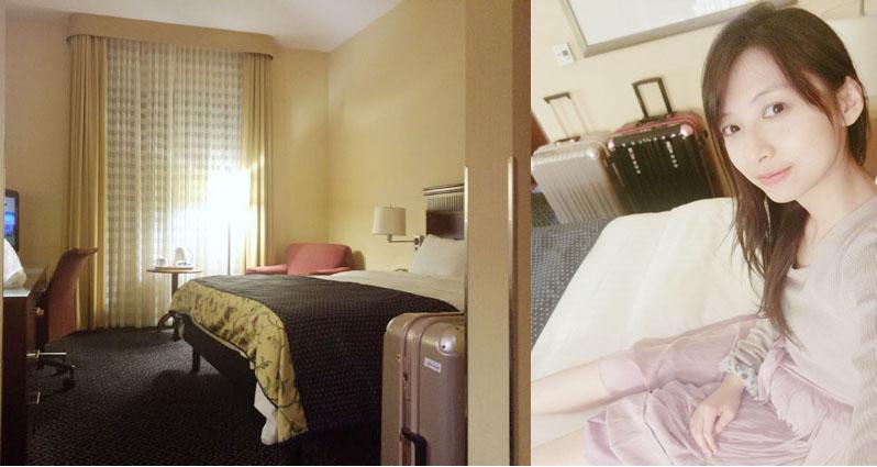 【蕭邦機場住宿】華沙機場萬怡酒店Courtyard Marriott Hotel