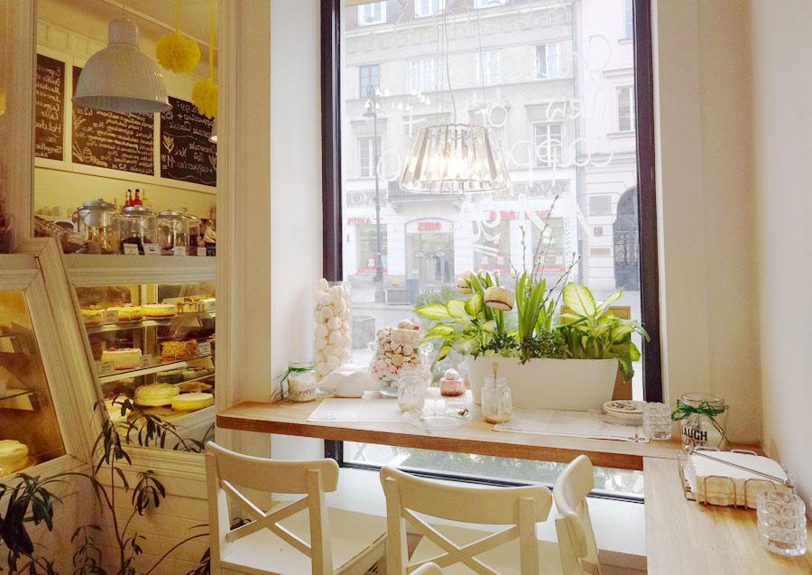【華沙美食】便宜不甜的乳酪蛋糕專賣店 Cheesecake Corner