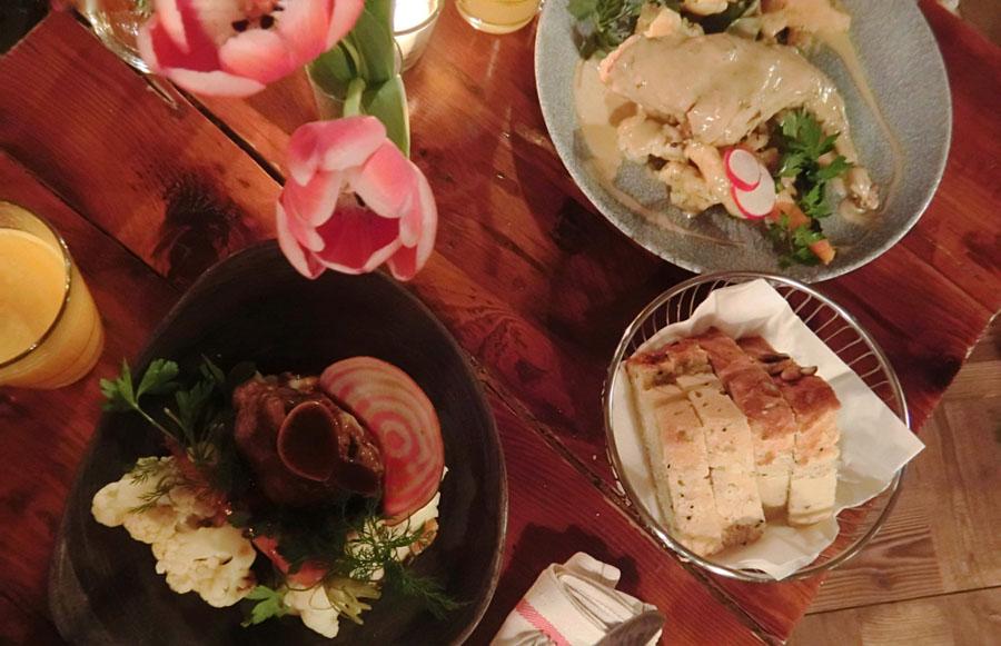 【華沙美食】桌邊秀~ Soul Kitchen男女皆宜的超好評餐廳