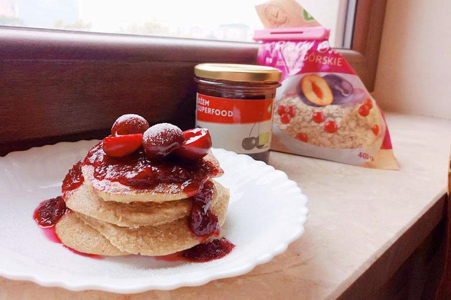 【健康食譜】無糖.無麵粉! 香蕉燕麥鬆餅 我的減肥早餐!